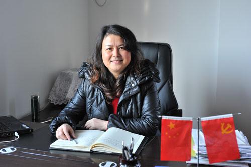 工会主席徐玉英